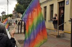 Misyjny Obóz Wędrowny w Suwałkach. Marsz dla Jezusa. (10.08.2012)