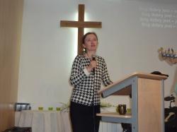 02.07.2016 r. (sobota) Spotkanie z siostrą Marią Dąbrowską