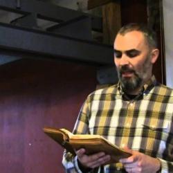 28.12.2016 r. (środa) Nabożeństwo z bratem Aleksandrem Marekwia