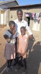 """03.02.17 r. (piątek) """"Nie możesz zmienić całego świata, ale możesz zmienić świat dla jednej osoby""""...Uganda oczami Agnieszki Dziemian i Martyny Wygońskiej"""