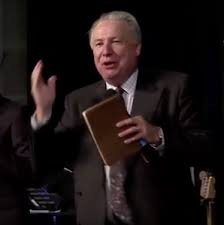 23.10.2017 r. (poniedziałek) Nabożeństwo z Pastorem Jeremy Griffithsem